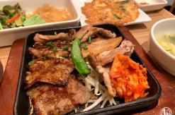 横浜駅「韓美膳(ハンビジェ)」のランチが韓国料理いろいろ食べれて会話も弾む旨さ!