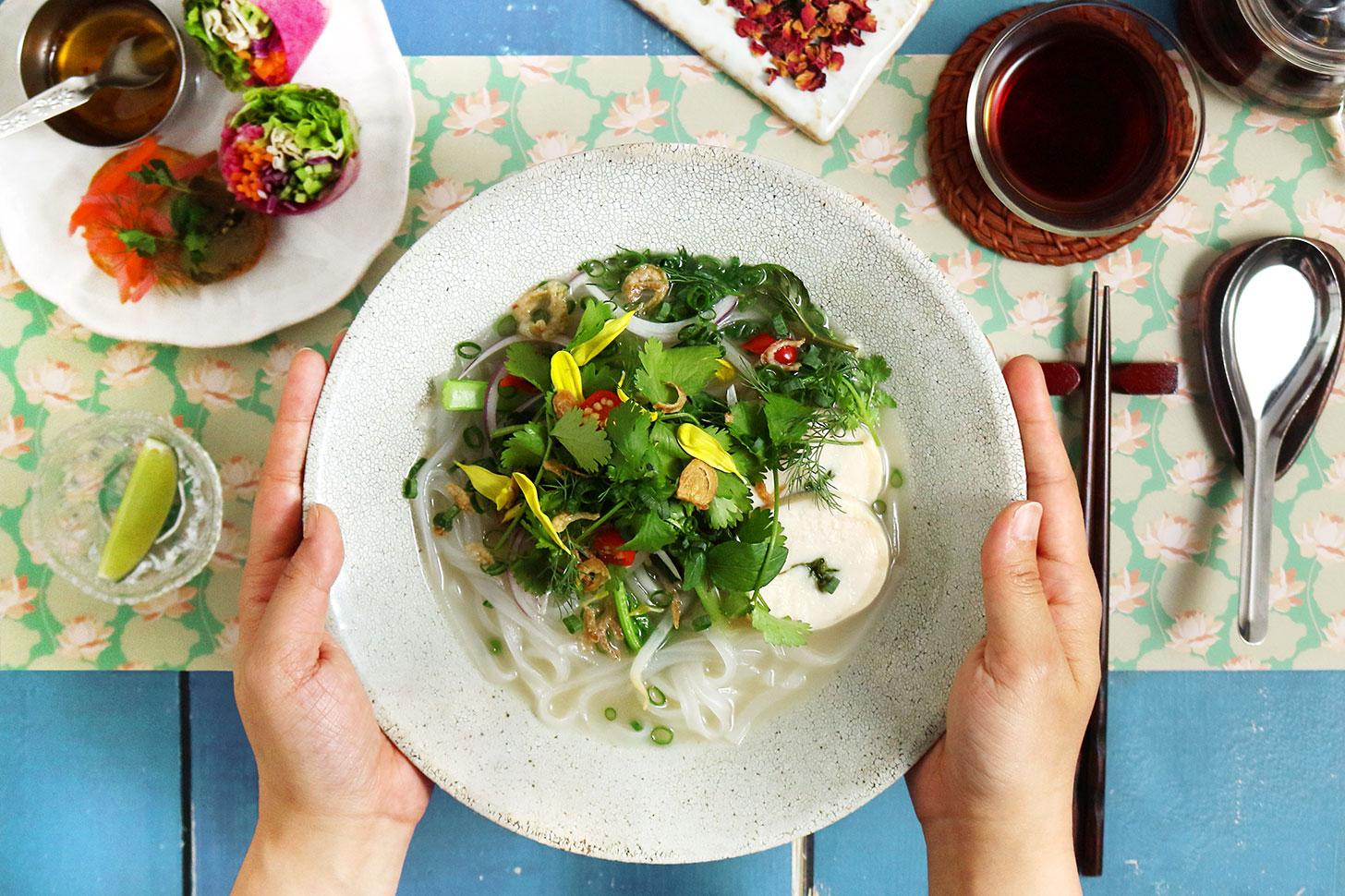 ベトナミーズ ティー&キッチン「ハス」が横浜ルミネに!ベトナム料理とこだわりのお茶