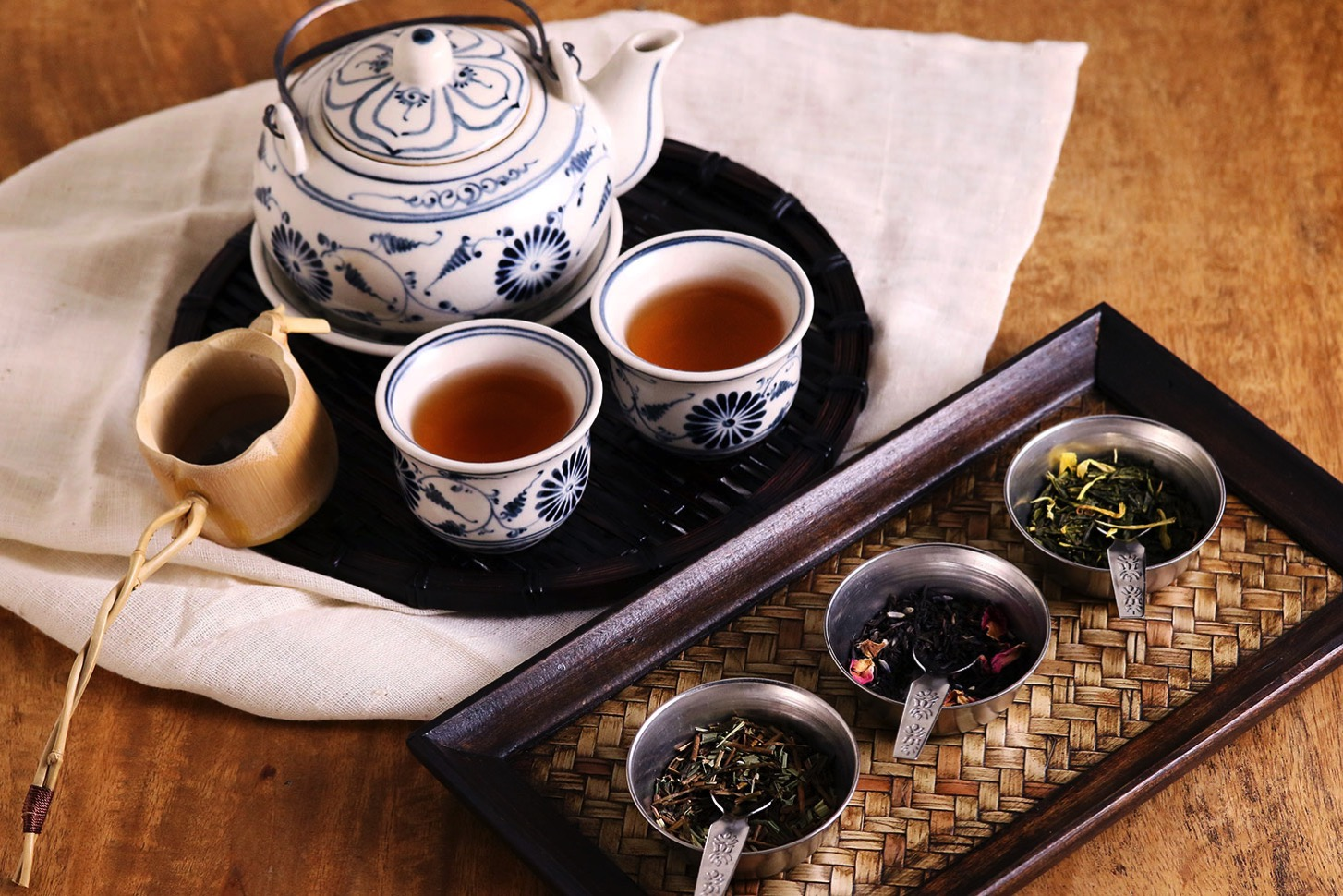 HASU(ハス)のお茶