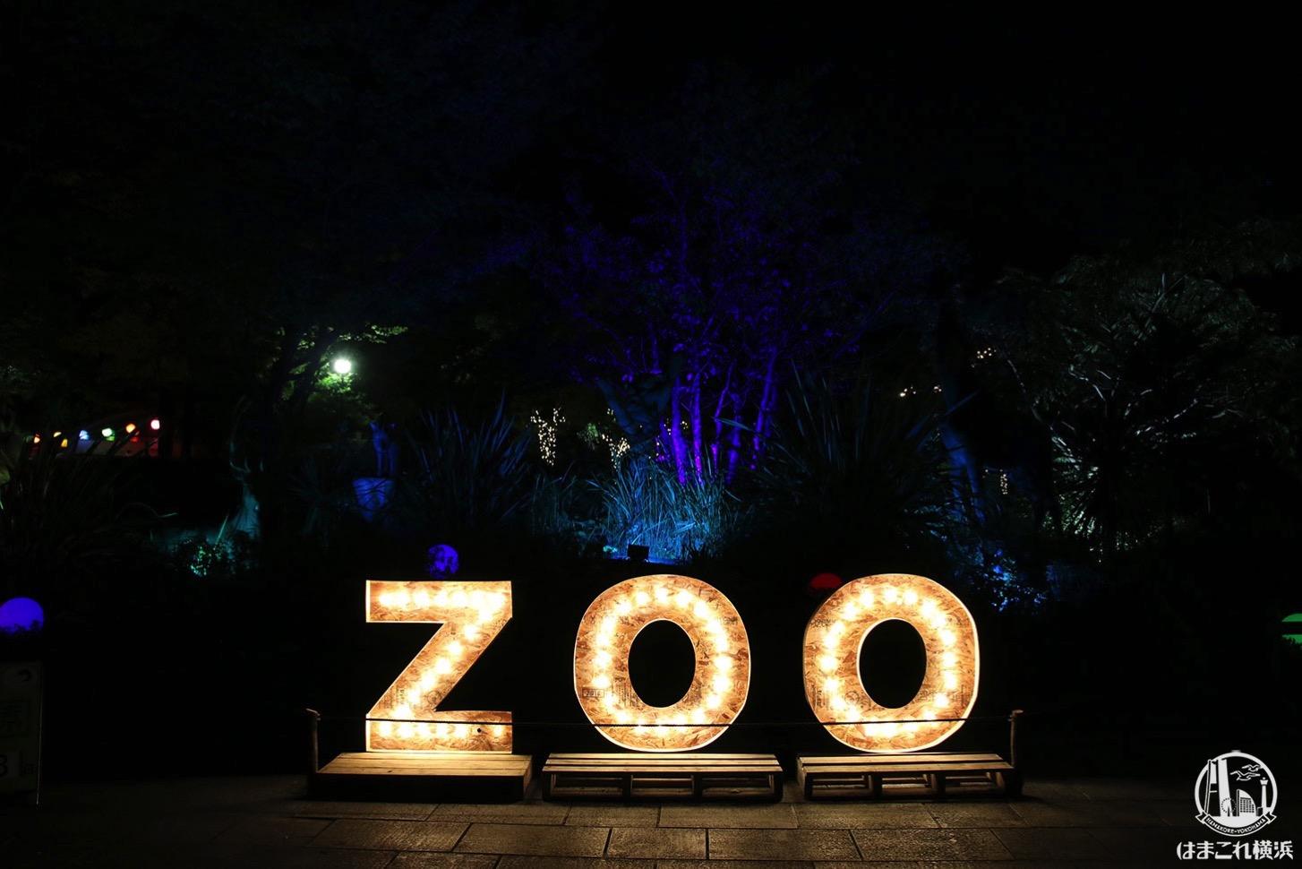 金沢動物園 ナイトズー