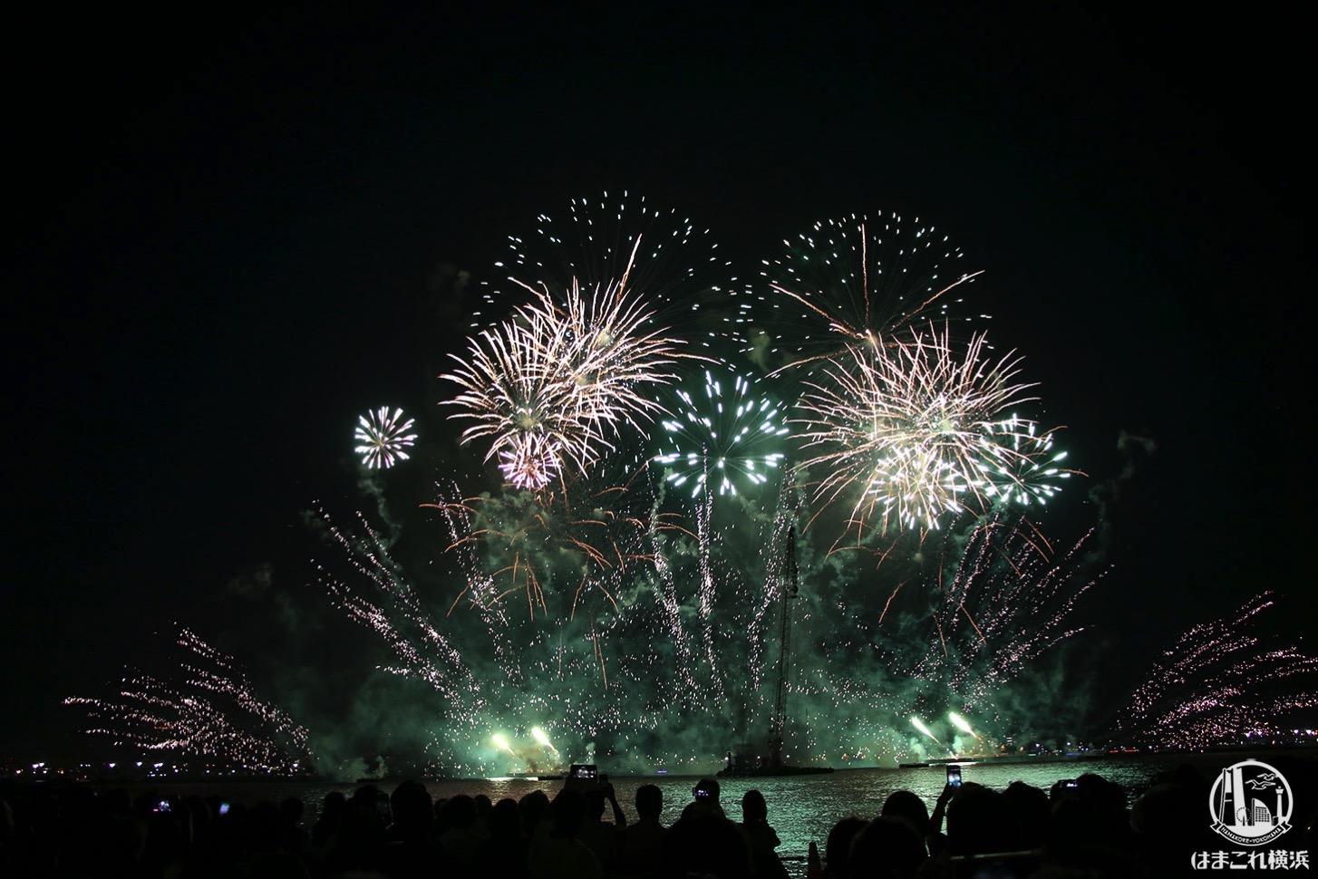 みなとみらいスマートフェスティバルの花火凄すぎ感動の嵐!横浜1位のおすすめ花火大会