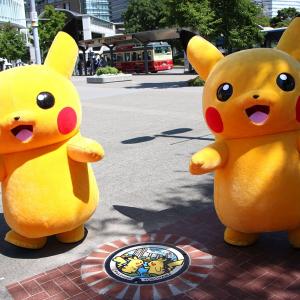 横浜のポケモンマンホール「ピカチュウ」全5種ゲット!場所とデザイン紹介