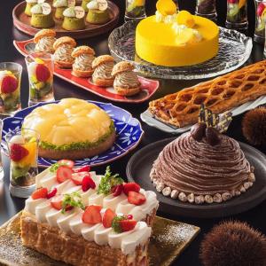"""横浜ベイホテル東急""""NIPPON""""がテーマのデザートブッフェ予約受付!緑茶や醤油がスイーツに"""