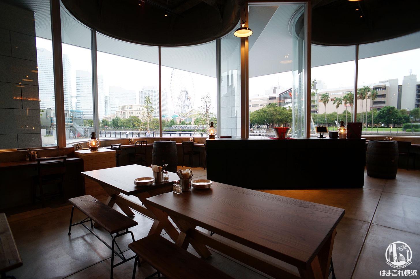アパホテル&リゾート 横浜ベイタワー 1階レストラン