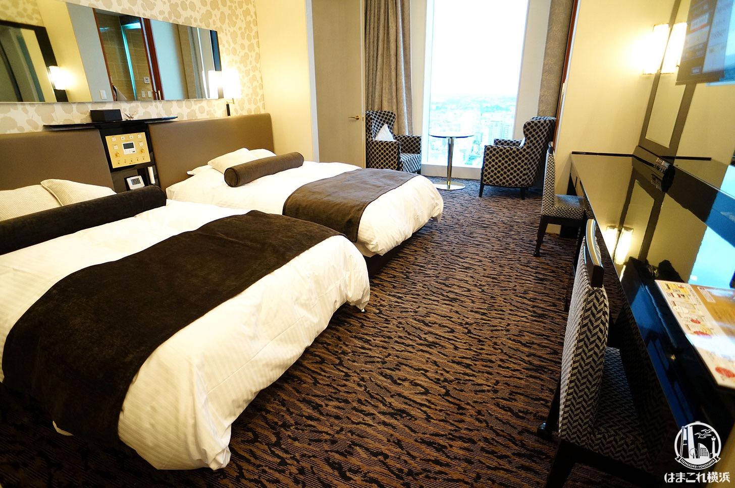 アパホテル&リゾート 横浜ベイタワー「インペリアルスイート」