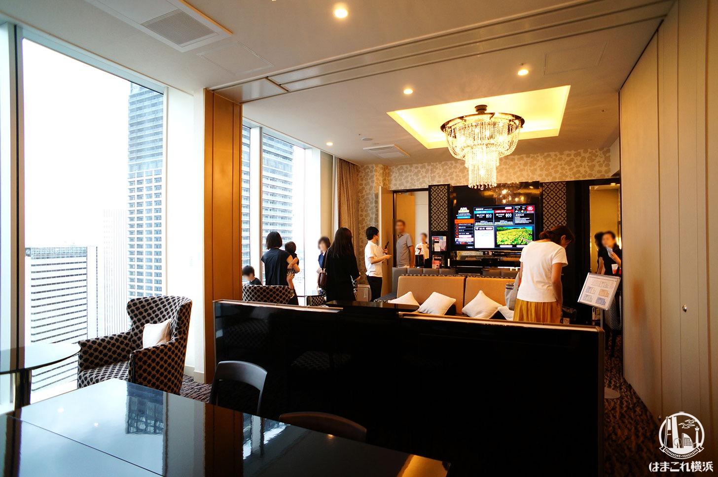 アパホテル&リゾート 横浜ベイタワー 「インペリアルスイート」