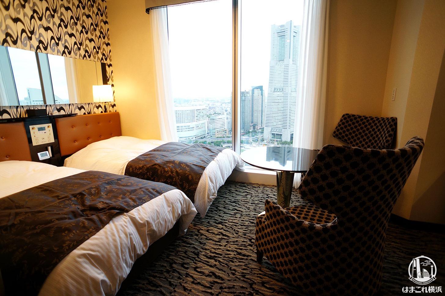 アパホテル&リゾート 横浜ベイタワー「スーペリアツイン」