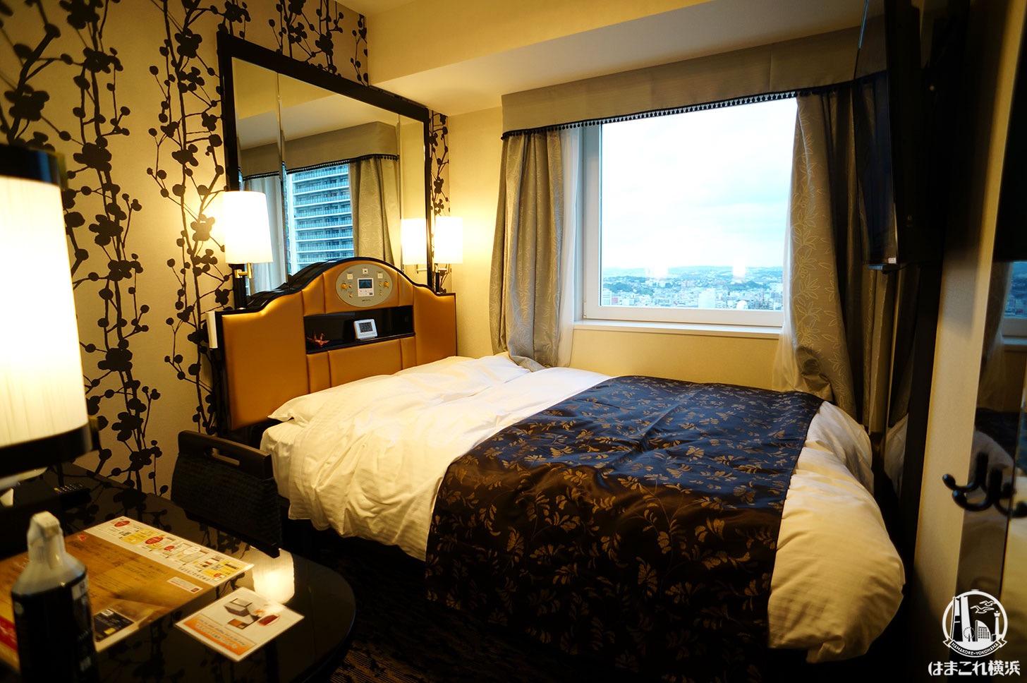 アパホテル&リゾート 横浜ベイタワー「シングルルーム」