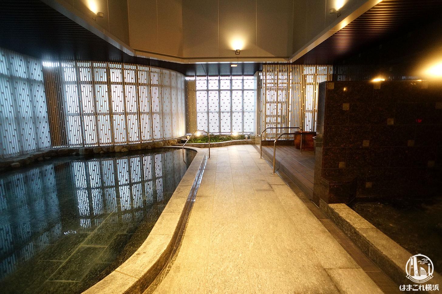 アパホテル&リゾート 横浜ベイタワー 大浴場 男湯