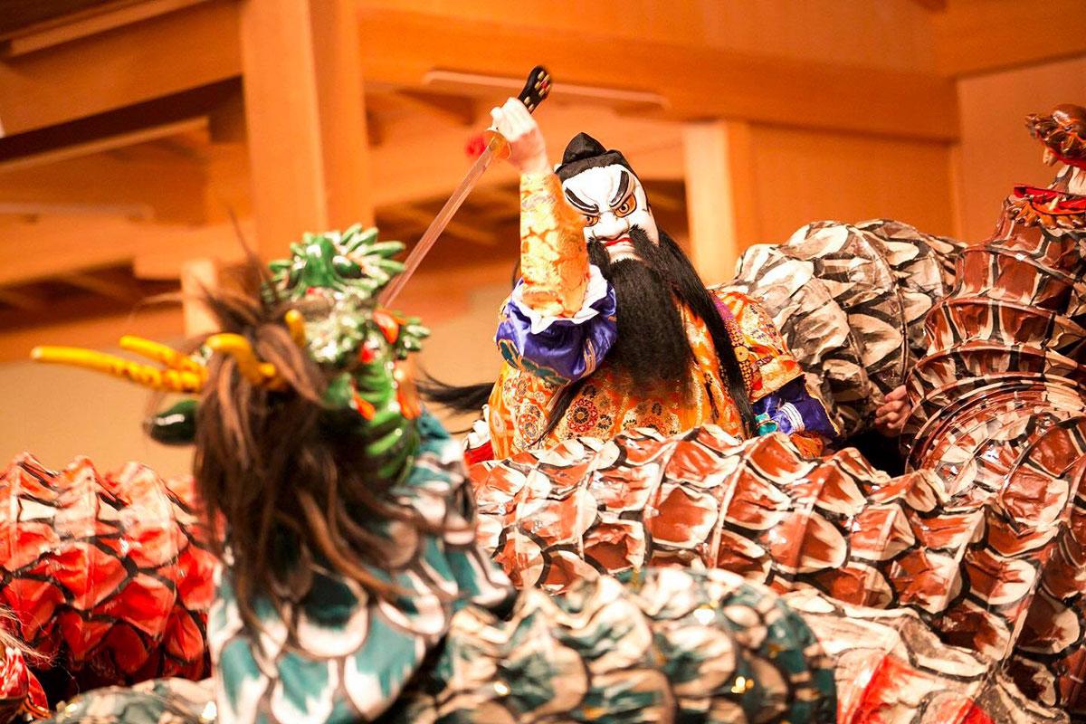 石見神楽(島根県)