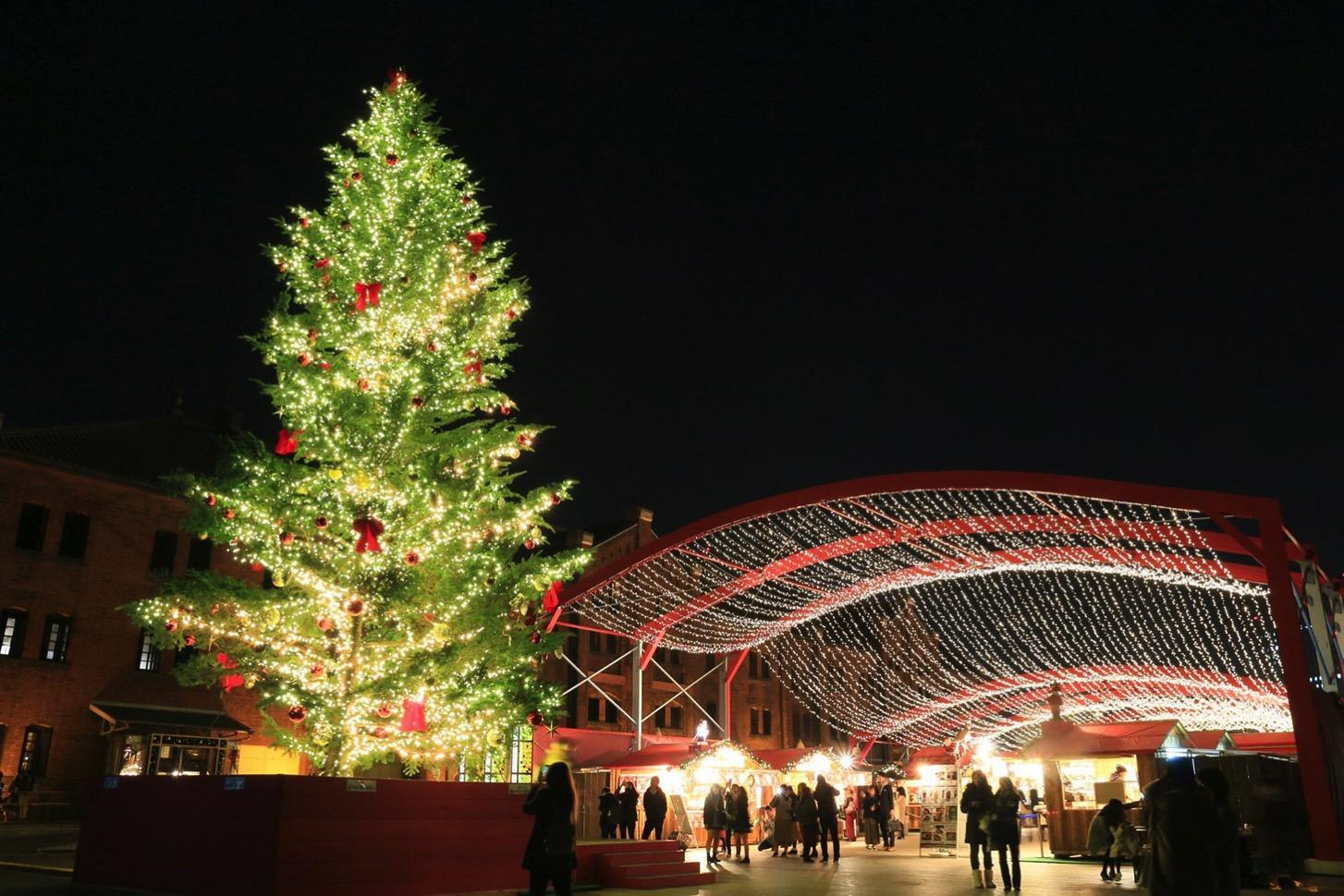 クリスマスマーケット 過去の様子