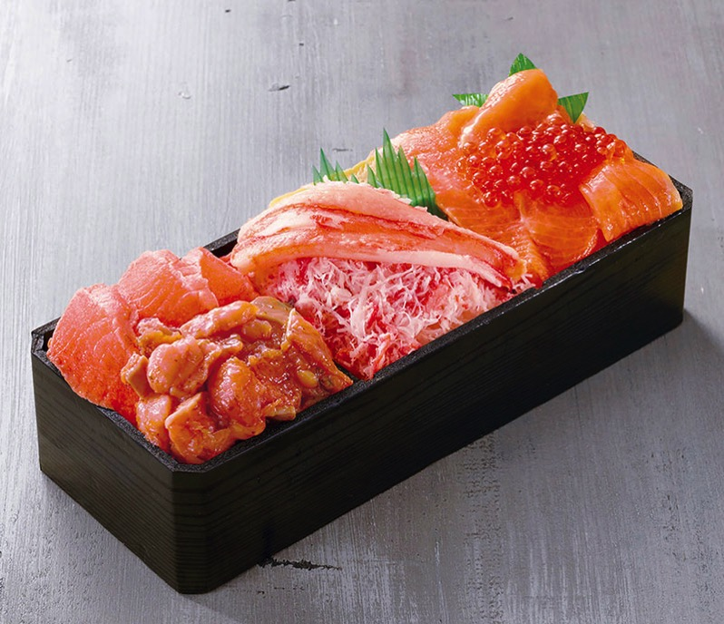 北海鮮 海の里 鮭味わい弁当