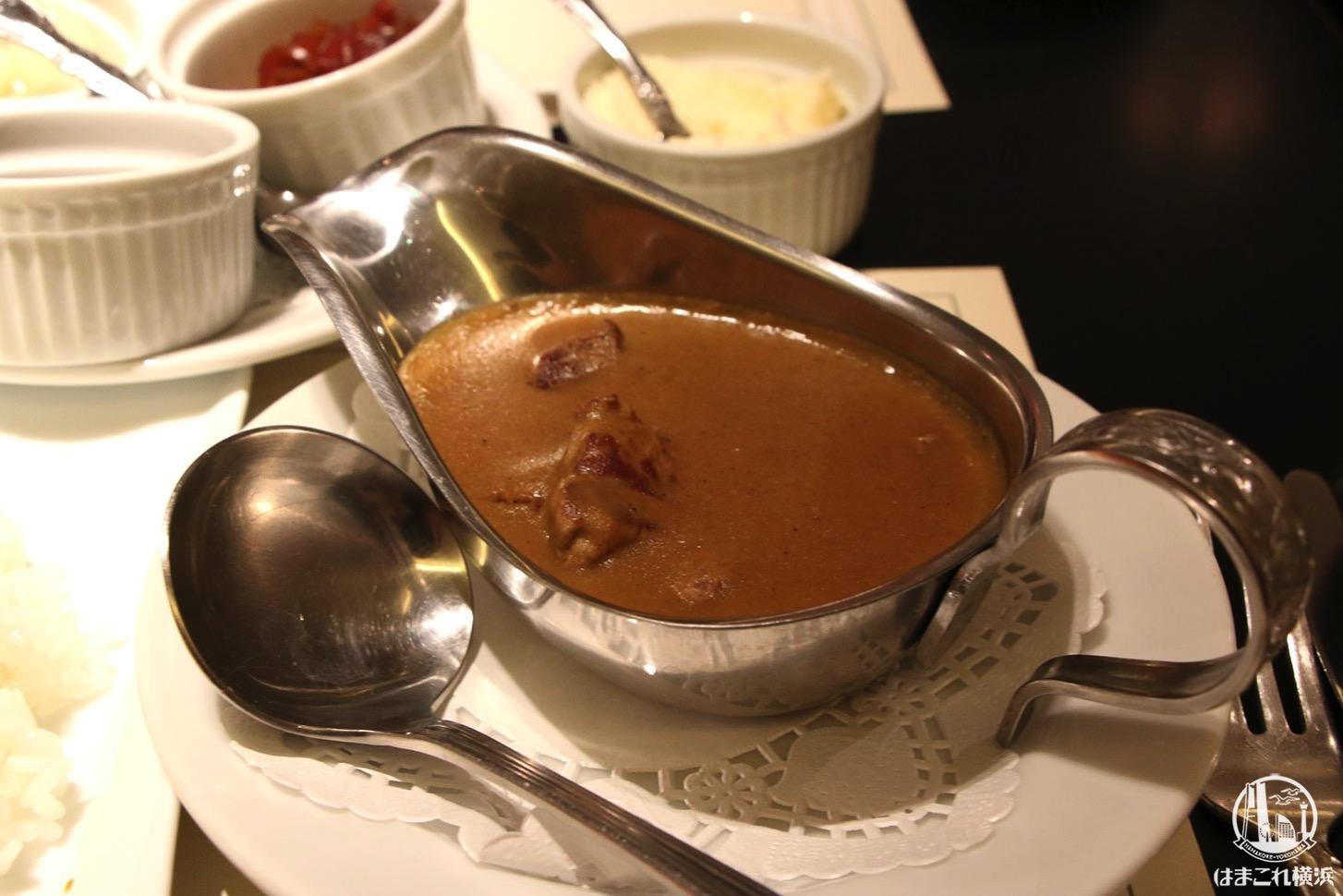 食いしん坊の一皿 ホテルニューグランド物語 ビーフカレー