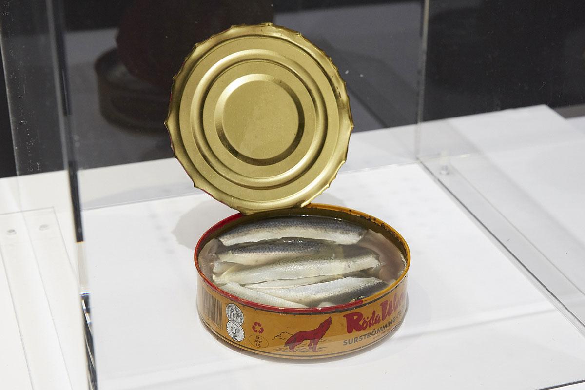 ニシンの缶詰