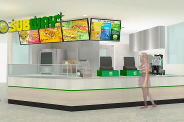 サブウェイの新コンセプト店舗、クイーンズスクエア横浜とマルイシティ横浜にオープン!