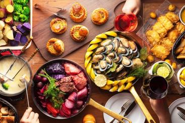横浜ベイホテル東急、世界の料理を楽しめる「ワールドブッフェ」開催!