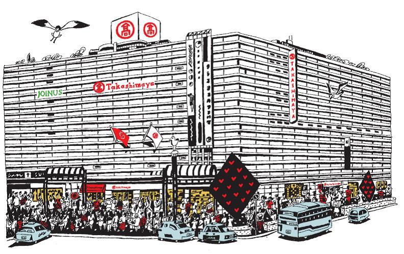 横浜高島屋開店60周年!お得な感謝袋や人気の北海道物産展開催