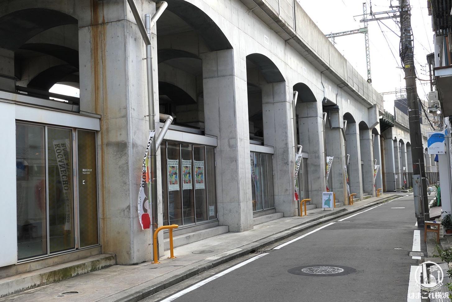 横浜黄金町