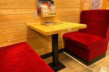 洪福寺松原商店街のカフェ「コメダ珈琲店」は電源完備で休憩におすすめ!