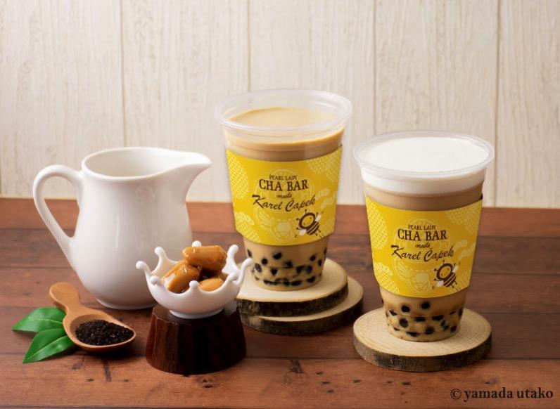 パールレディ茶BARが紅茶専門店「カレルチャペック紅茶店」とコラボ!