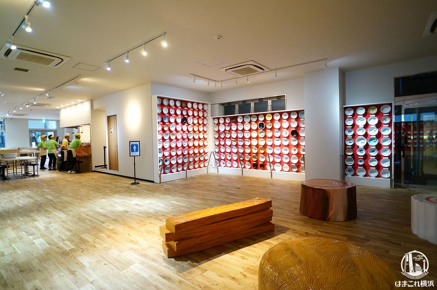 新横浜ラーメン博物館 麺打ち・麺作り体験コーナー