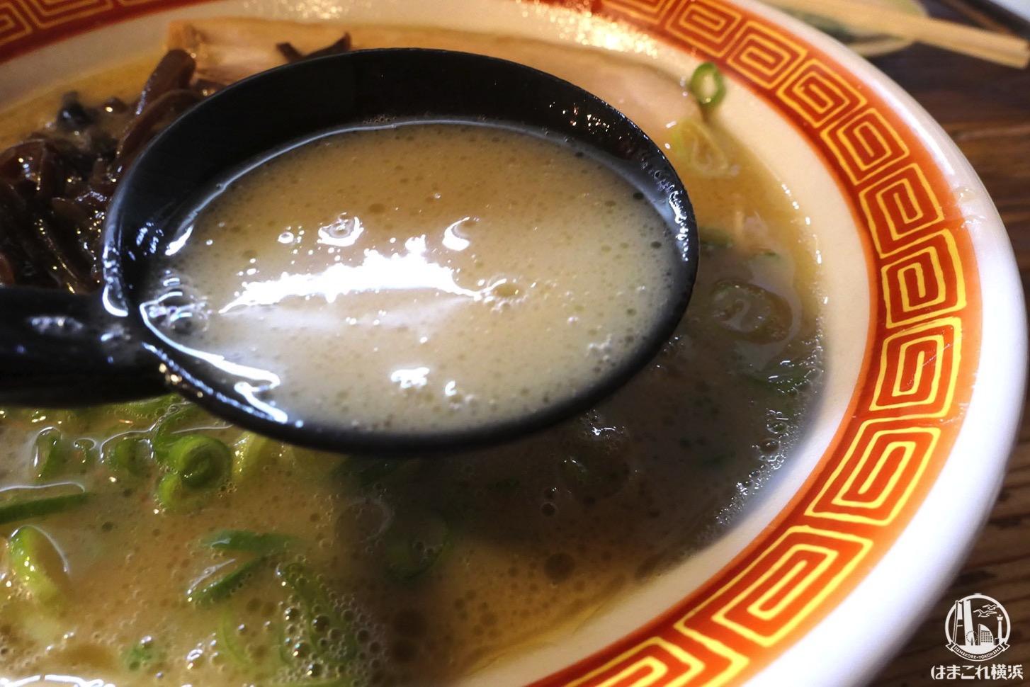豚骨ラーメン スープ