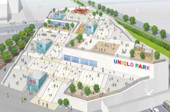 ユニクロ、「ユニクロパーク」横浜ベイサイドに!ファミリー向け店舗、GUも