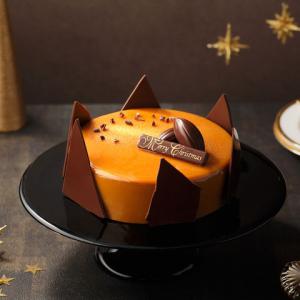 バニラビーンズ、黄金に輝くクリスマスケーキなど予約受付!