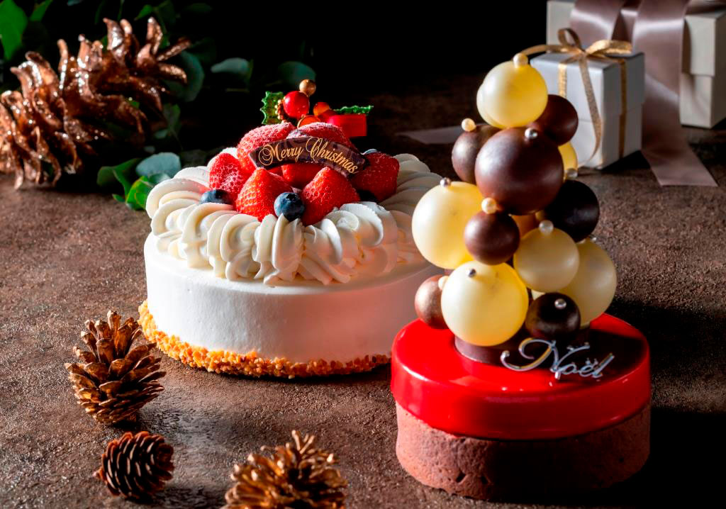 ヨコハマ グランド インターコンチネンタル ホテル、2019年のクリスマスケーキ販売!