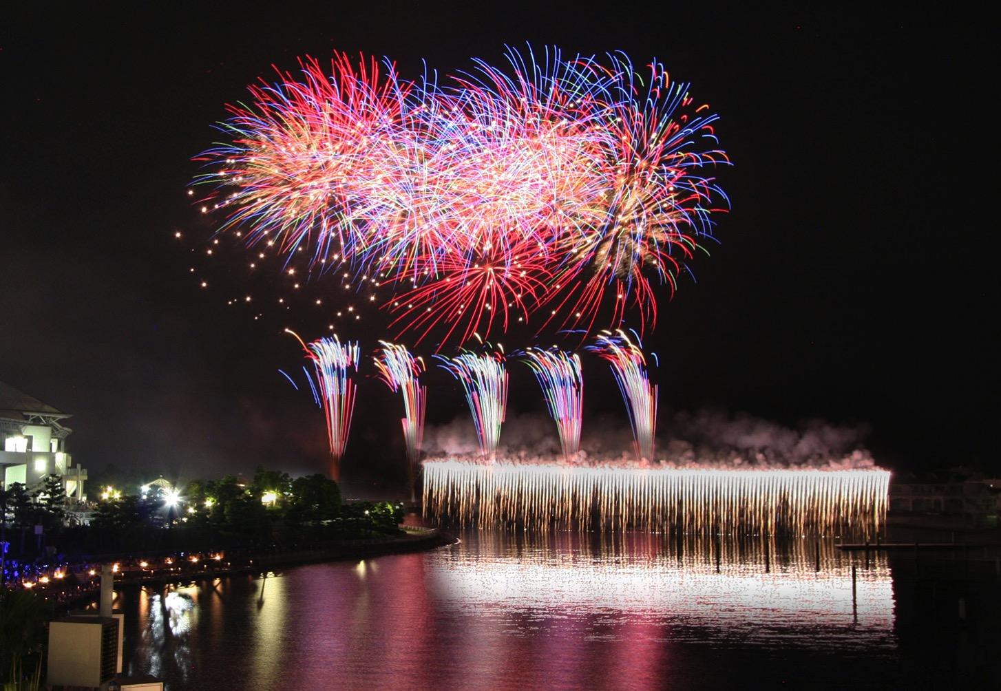 横浜・八景島シーパラダイスでクリスマスイベント多数開催!一夜限定の花火ショーも