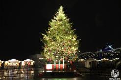 横浜赤レンガ倉庫のクリスマスマーケット会場拡張でよりロマンチックに!見応え倍増