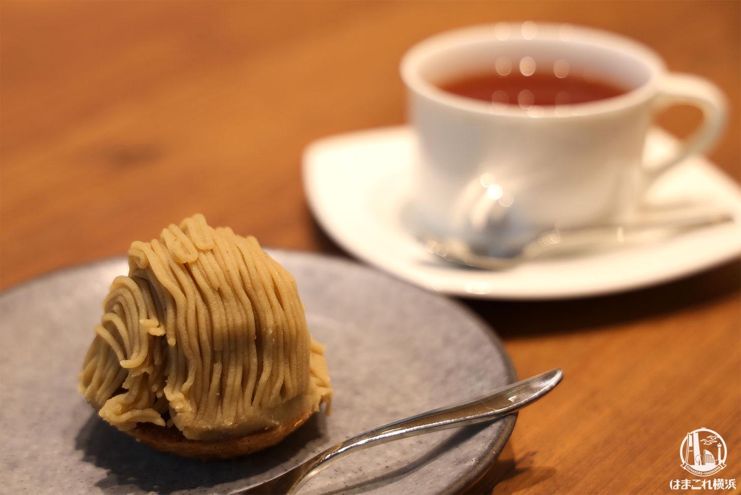 レ・ザンジュ・ベイが横浜・山下町にオープン!人気のモンブランやパン、ランチまで