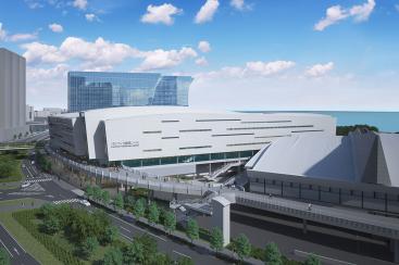 パシフィコ横浜ノース、2020年4月24日開業!ケータリングサービスにホテル2社