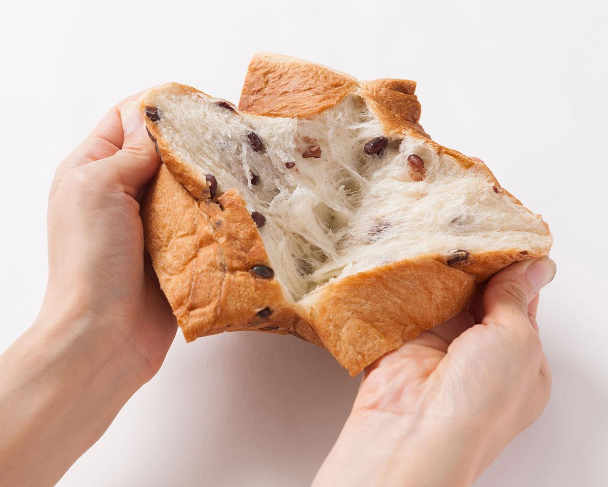 あずき 高級食パン