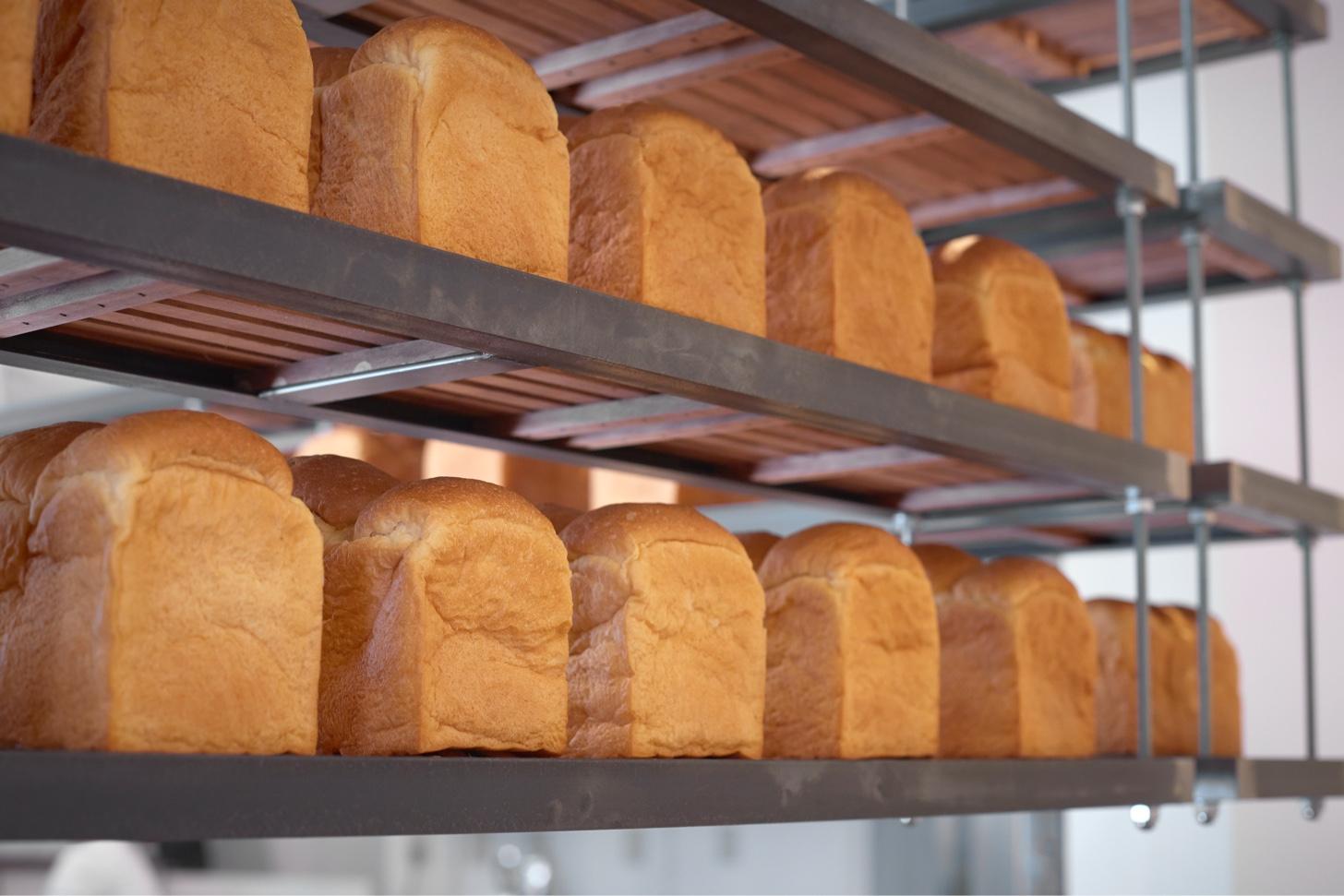レブレッソ 高級食パン
