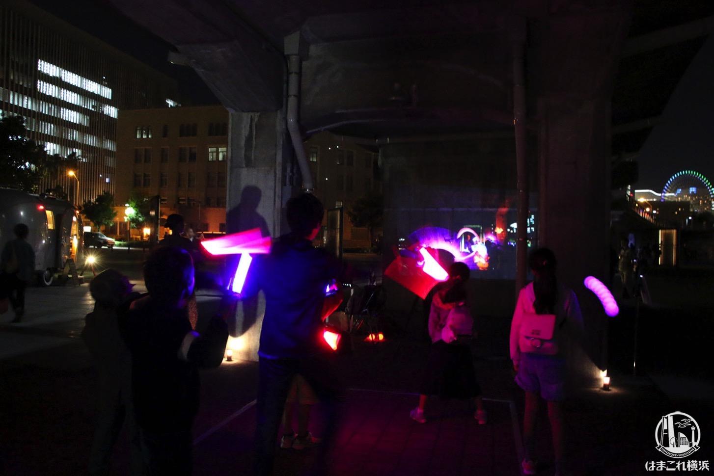 Light line(横浜市立大学 鈴木伸治研究室)