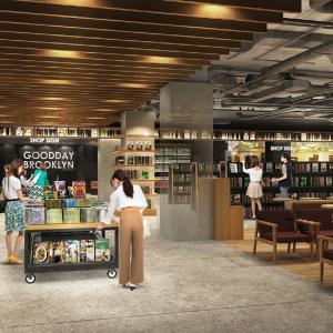 ツタヤブックストア、横浜・弥生台駅にオープン!飲食店やフィットネスクラブも