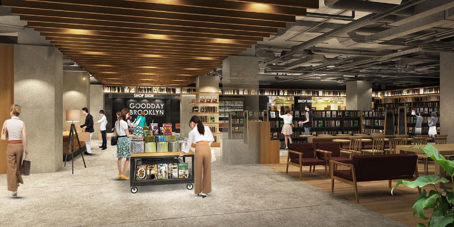 ツタヤブックストア、横浜・弥生台にオープン!飲食店やフィットネスクラブも
