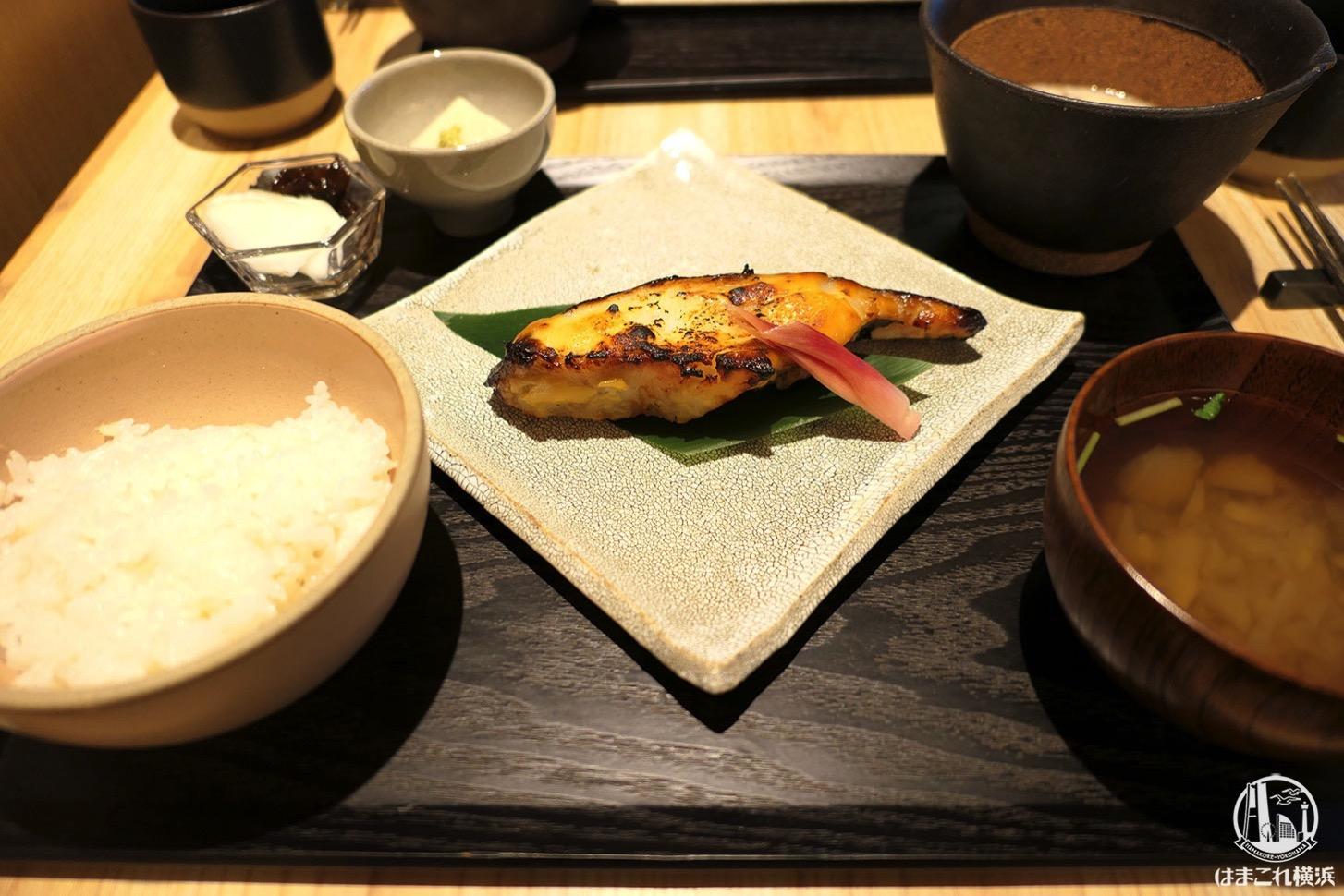 西京味噌焼き御膳