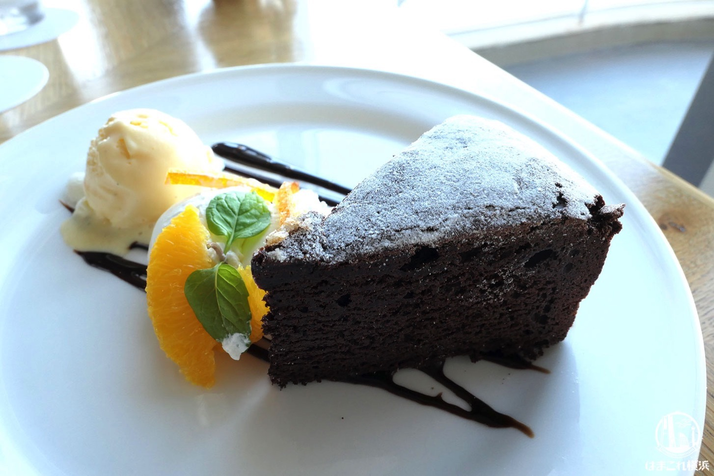 マリンブルー ケーキ