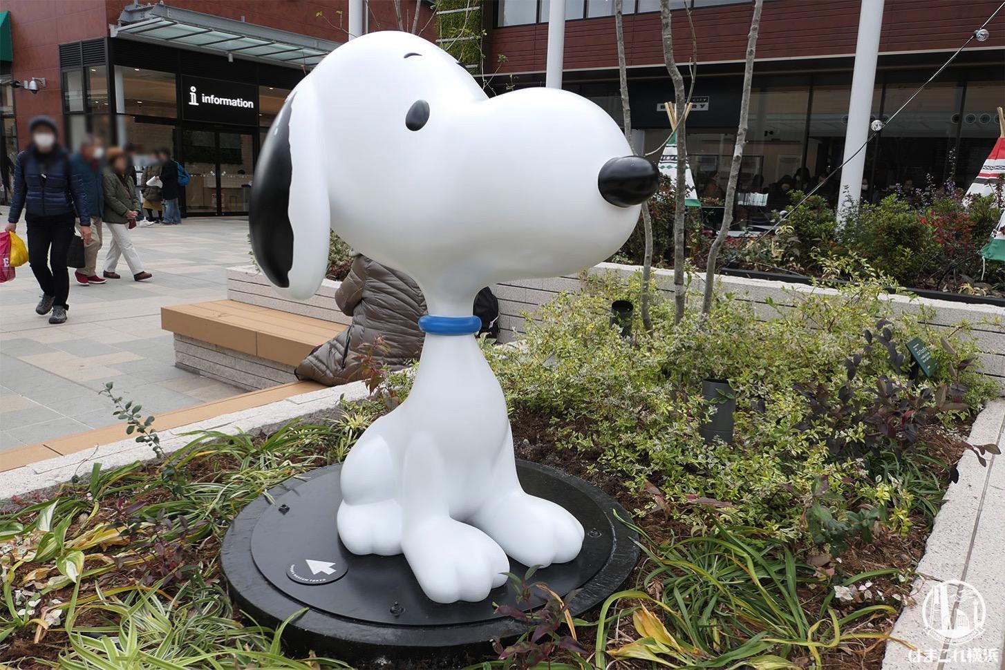 南町田グランベリーパーク「スヌーピーミュージアム」