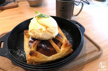 南町田グランベリーパーク「スノーピークイート」はキャンプグッズ使ったユニークカフェ