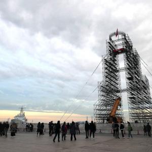 サスケ2019大晦日のファイナルステージが横浜赤レンガ倉庫に登場!