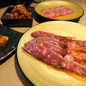 トラジハイレーン 南町田グランベリーパークで商品がレーンに流れる焼肉体験!