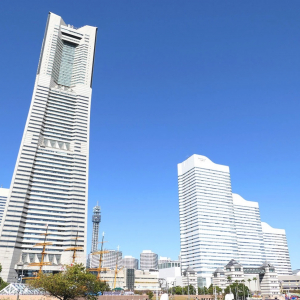 横浜ランドマークタワー69階展望フロア「スカイガーデン」リニューアルにより縮小営業・臨時休業
