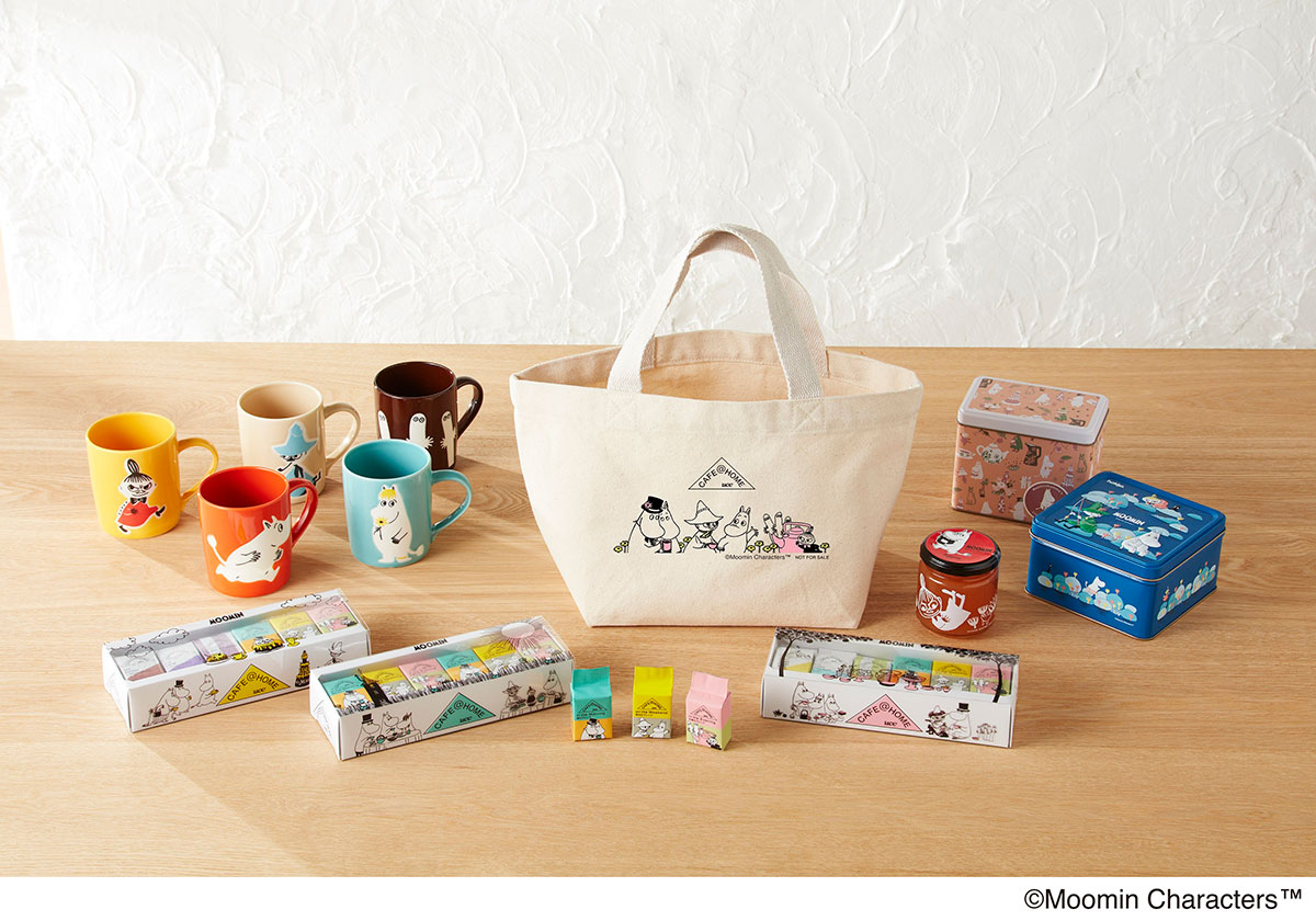CAFE@HOME ムーミンシリーズ