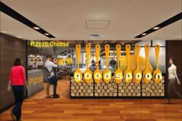 グッドスプーンの新業態、チーズ工房併設のカフェが横浜モアーズにオープン!