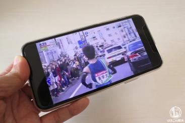 箱根駅伝 テレビ中継のライブ配信をスマホで見る方法、登録・アプリ不要で快適