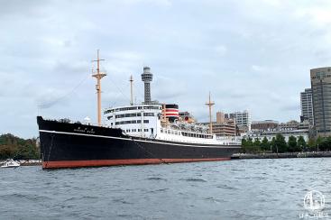 氷川丸、船体整備で1月20日より臨時休館!11日よりオープンデッキ開放中止も