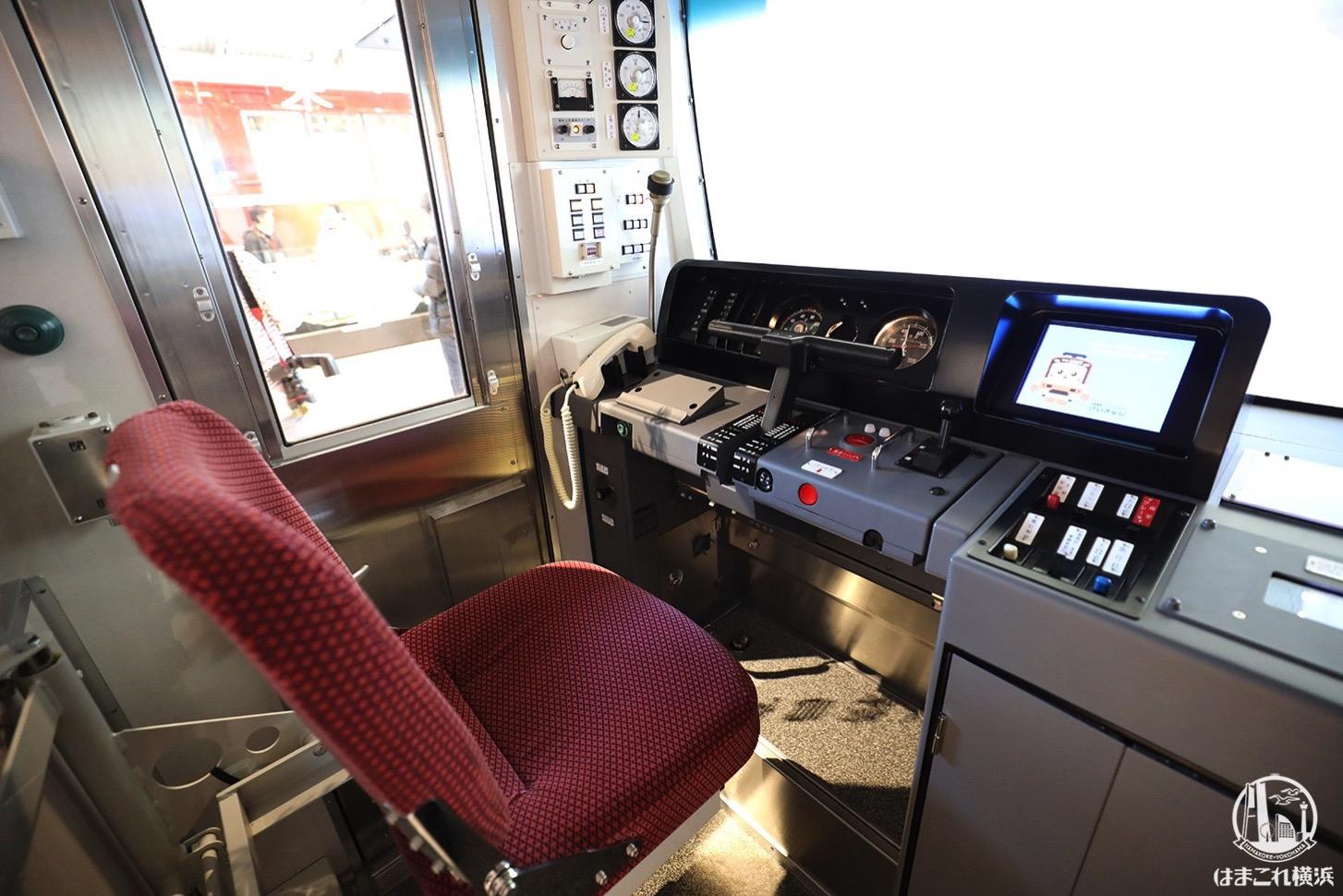鉄道シミュレーション 運転台